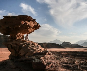 Wadi Rum IIWadi Rum II
