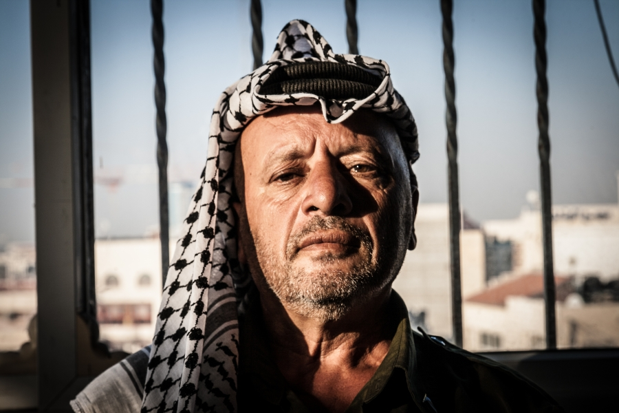 Arafat, Doppelgänger, Double, Fatah, Look-A-Like, Mohammed, PLO, Ramallah, Westjordanland-2