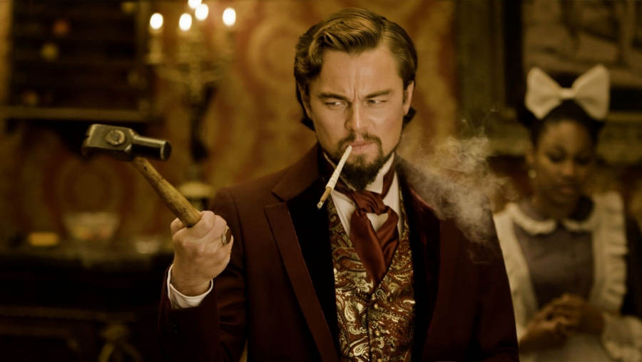 "Screenshot Quentin Tarantions ""Django Unchained"" USA Germany Essay Slavery Holocaust"