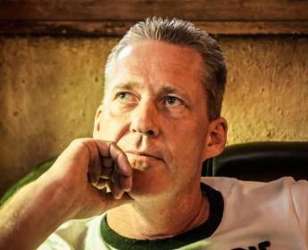 Tatort Berlin - dieser Mann ist ein echter MordermittlerUwe Behrens, homicide detective in Berlin