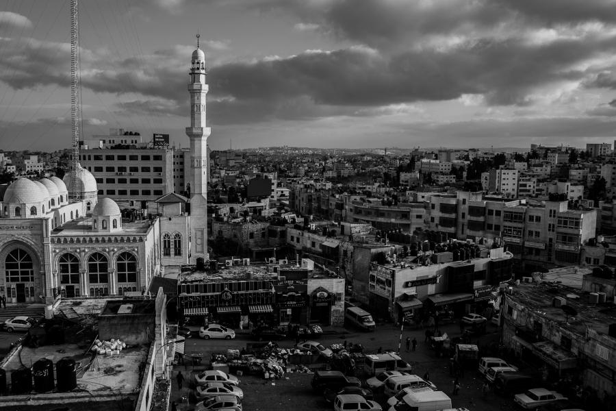 IMG 0148 Drama Ramallah Ramallah palästina hostel blick aussicht area d 21 Millimeters